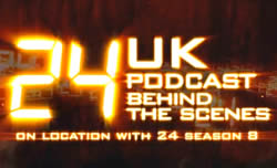 LA Teaser Trailer 1 – 24 UK Podcast Behind the Scenes On location with 24 Season 8